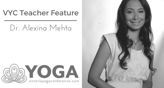 Teacher Feature: Dr. Alexina Mehta