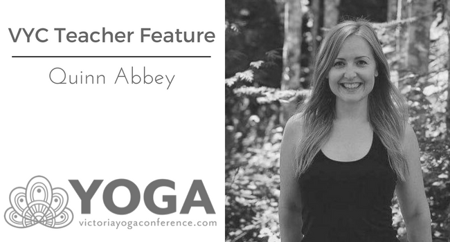 Teacher Feature: Quinn Abbey