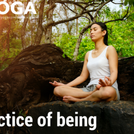 A Practice of Being