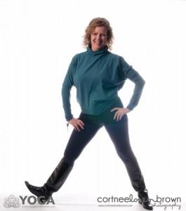 Carolyne Taylor, Creator of Victoria Yoga Conference