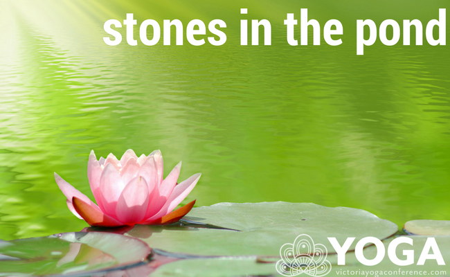 Stones in the Pond