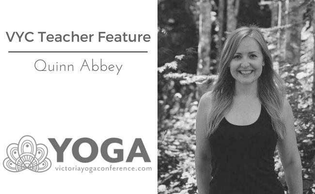 Teacher Feature: Quinn Abbey
