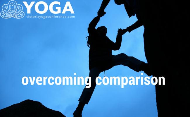 Overcoming Comparison