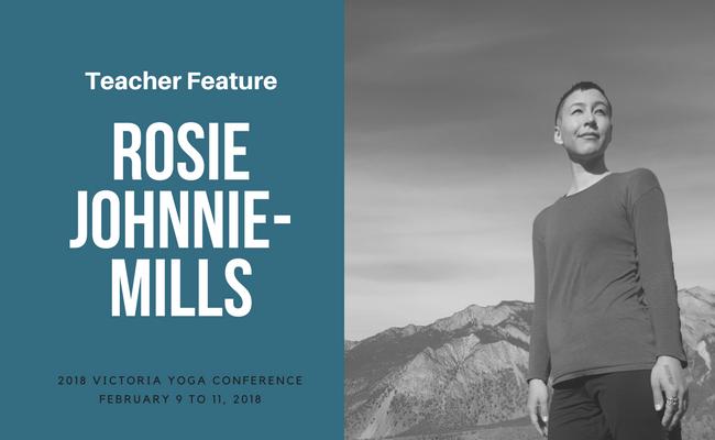 Rosie Johnnie-Mills