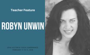 Robyn Unwin teaches at VYC2018