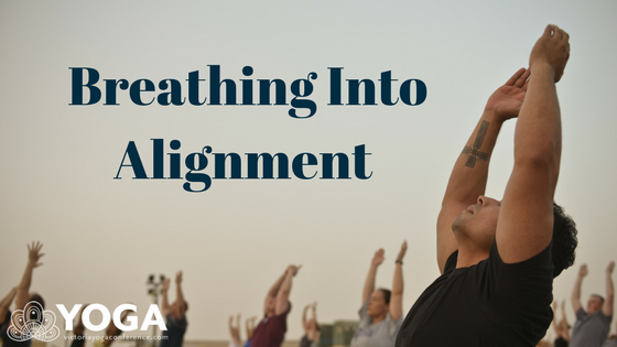 Breathing into Alignment