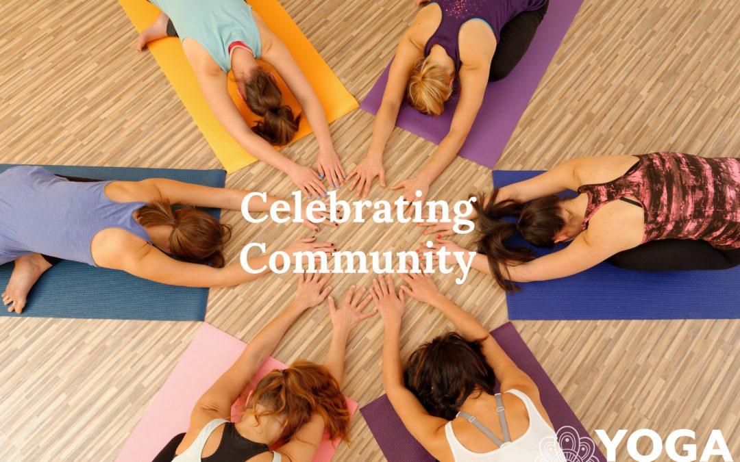 Celebrating Community
