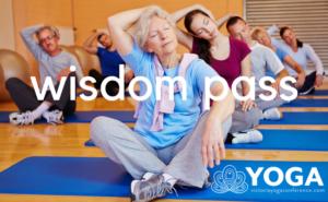 Wisdom Pass for Victoria Yoga Conference