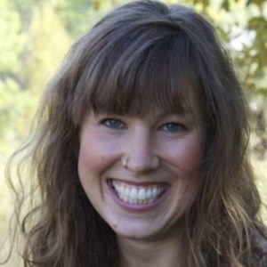 Kaitlin Armstrong teaches at the Victoria Yoga Conference