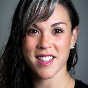Kristine teaches at the Victoria Yoga Conference