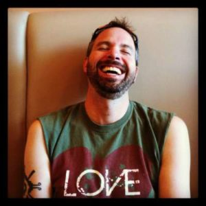 Tim Cyr teaches at the Victoria Yoga Conference
