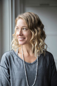 Mara Branscombe teaches at the Victoria Yoga Conference