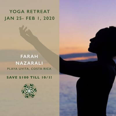 7-Day Yoga Retreat in Costa Rica