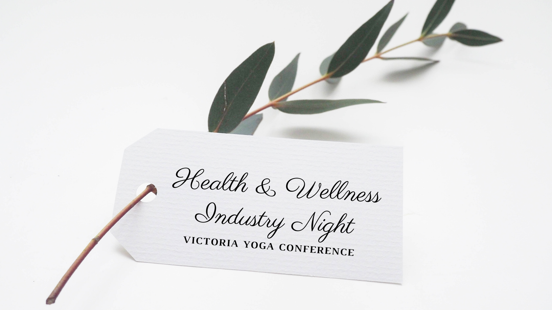 Health and Wellness Industry Night