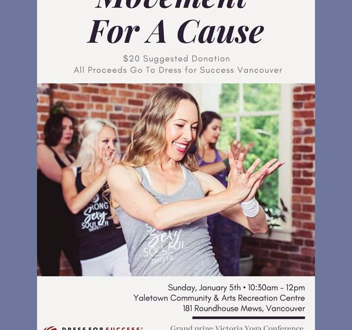 Movement for a cause