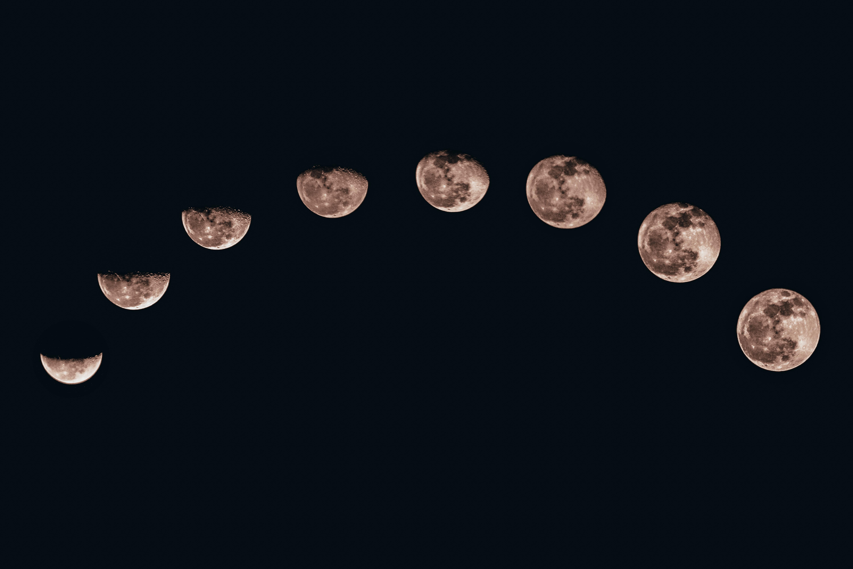 Long Nights Moon Restorative Yoga Practice