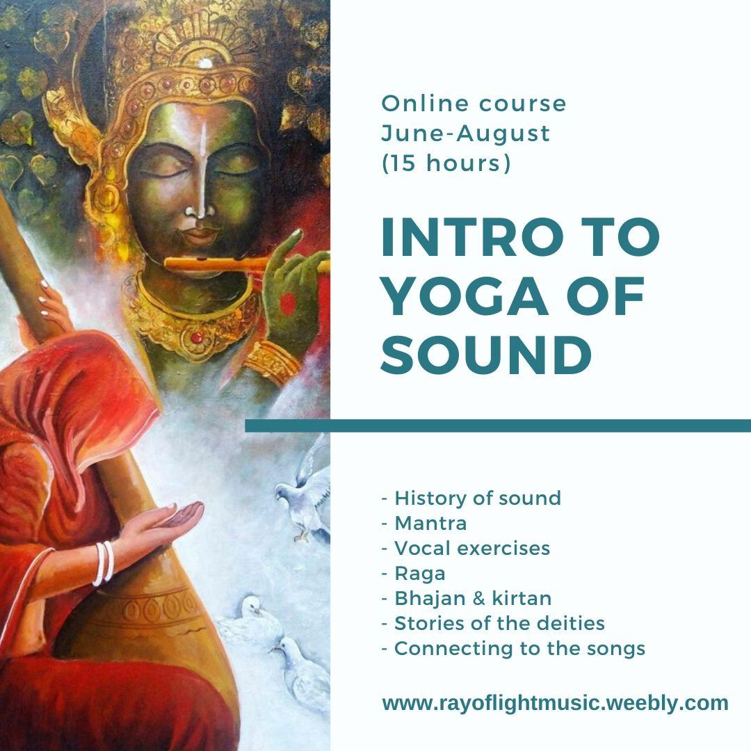 Introduction to Nāda Yoga- The Yoga of Sound