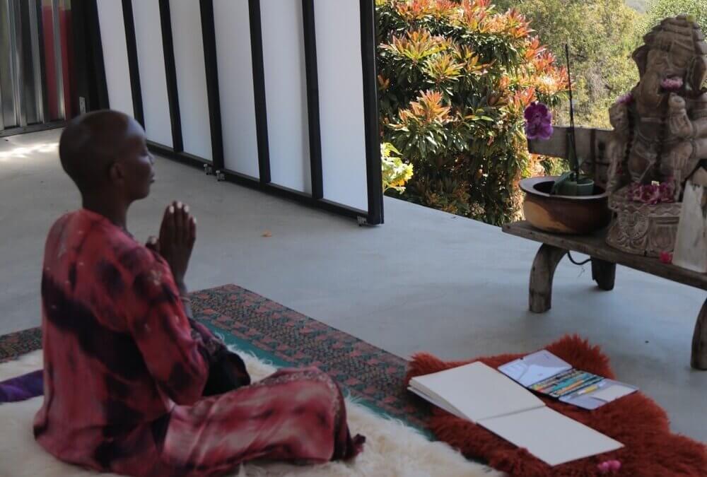 Empowered Wisdom Yoga Nidra Training