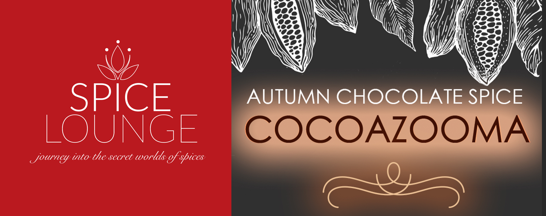 Spice Lounge: Autumn Chocolate Spice Cocoazooma