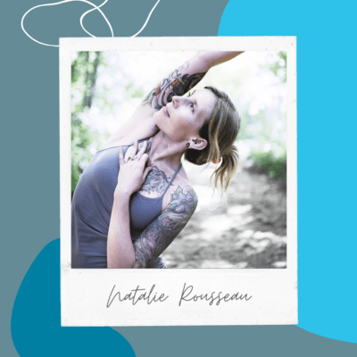 Nourishing Resilience: Simple Self Care for Challenging Times with Natalie Rousseau